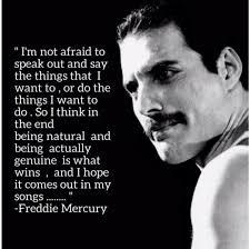 Frases De Freddie Mercury En Inglés Para Aprender Y Mejorar