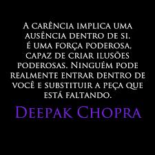 Deepak Chopra Frases Espirituales En Portugués Y Español