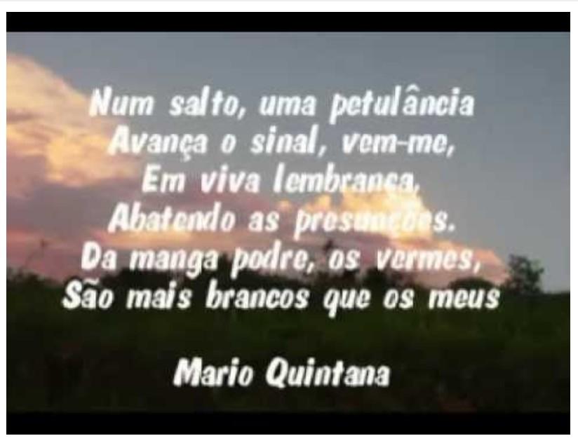Quintana Repertorio De Sus Mejores Poesías En Portugués Y