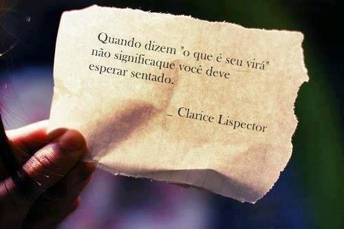 Clarice Lispecter Algunas De Sus Mejores Frases En Portugués