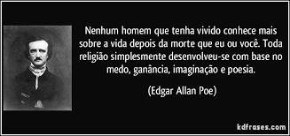 Edgar A Poe En Portugués Frases Para Aprender El Idioma Y